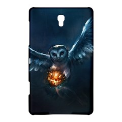 Owl And Fire Ball Samsung Galaxy Tab S (8 4 ) Hardshell Case