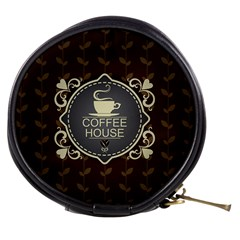 Coffee House Mini Makeup Bags