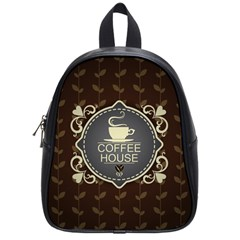 Coffee House School Bags (small)  by BangZart