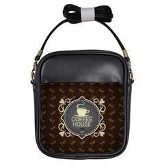 Coffee House Girls Sling Bags