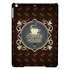 Coffee House Ipad Air Hardshell Cases by BangZart