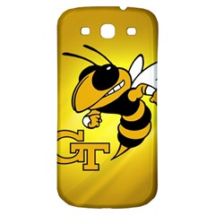 Georgia Institute Of Technology Ga Tech Samsung Galaxy S3 S Iii Classic Hardshell Back Case by BangZart