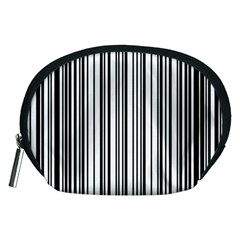 Barcode Pattern Accessory Pouches (medium)