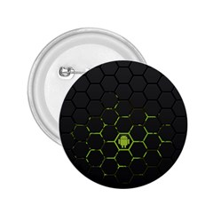 Green Android Honeycomb Gree 2 25  Buttons