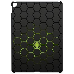 Green Android Honeycomb Gree Apple Ipad Pro 12 9   Hardshell Case