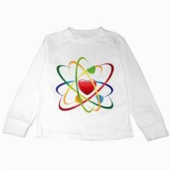 Love Kids Long Sleeve T Shirts