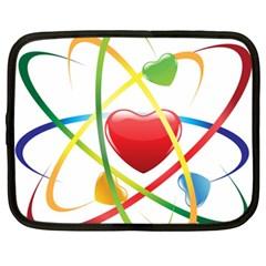Love Netbook Case (xxl)  by BangZart