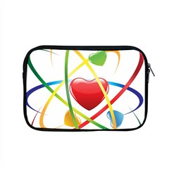 Love Apple Macbook Pro 15  Zipper Case
