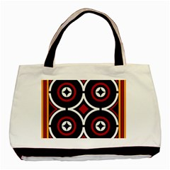 Toraja Pattern Ne limbongan Basic Tote Bag by BangZart