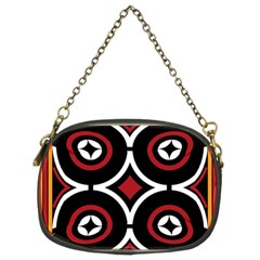 Toraja Pattern Ne limbongan Chain Purses (two Sides)  by BangZart