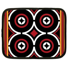 Toraja Pattern Ne limbongan Netbook Case (xl)  by BangZart