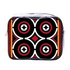 Toraja Pattern Ne limbongan Mini Toiletries Bags