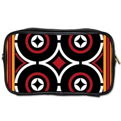 Toraja Pattern Ne limbongan Toiletries Bags 2 Side by BangZart