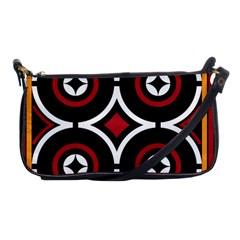 Toraja Pattern Ne limbongan Shoulder Clutch Bags
