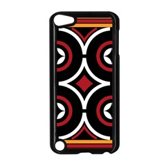 Toraja Pattern Ne limbongan Apple Ipod Touch 5 Case (black)