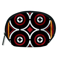 Toraja Pattern Ne limbongan Accessory Pouches (medium)  by BangZart