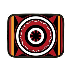 Toraja Pattern Pa barre Allo Netbook Case (small)  by BangZart