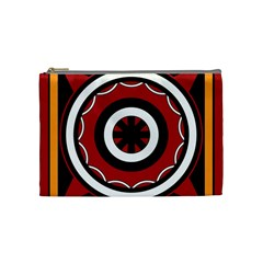 Toraja Pattern Pa barre Allo Cosmetic Bag (medium)  by BangZart