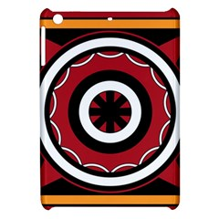 Toraja Pattern Pa barre Allo Apple Ipad Mini Hardshell Case by BangZart