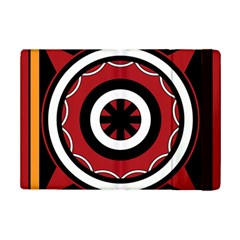 Toraja Pattern Pa barre Allo Ipad Mini 2 Flip Cases