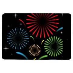 Fireworks With Star Vector Ipad Air Flip by BangZart