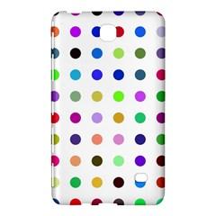 Circle Pattern Samsung Galaxy Tab 4 (8 ) Hardshell Case