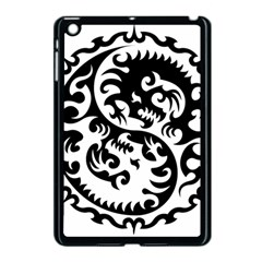 Ying Yang Tattoo Apple Ipad Mini Case (black)