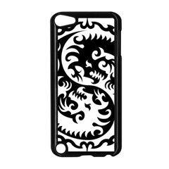 Ying Yang Tattoo Apple Ipod Touch 5 Case (black) by BangZart