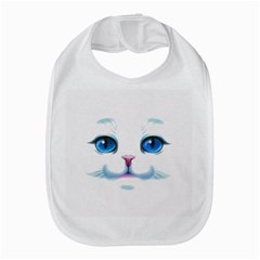 Cute White Cat Blue Eyes Face Amazon Fire Phone