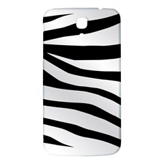 White Tiger Skin Samsung Galaxy Mega I9200 Hardshell Back Case