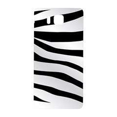 White Tiger Skin Samsung Galaxy Alpha Hardshell Back Case