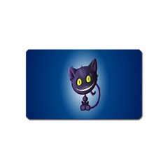 Funny Cute Cat Magnet (name Card)