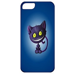 Funny Cute Cat Apple Iphone 5 Classic Hardshell Case by BangZart