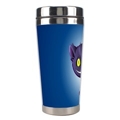 Funny Cute Cat Stainless Steel Travel Tumblers by BangZart