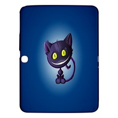 Funny Cute Cat Samsung Galaxy Tab 3 (10 1 ) P5200 Hardshell Case
