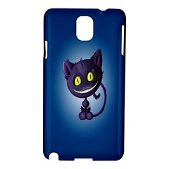 Funny Cute Cat Samsung Galaxy Note 3 N9005 Hardshell Case