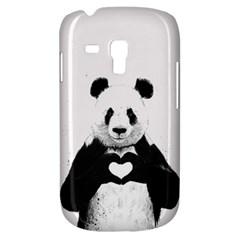 Panda Love Heart Galaxy S3 Mini