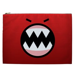 Funny Angry Cosmetic Bag (xxl)