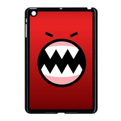 Funny Angry Apple Ipad Mini Case (black)
