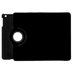 Black Apple Ipad Mini Flip 360 Case
