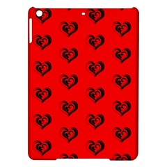 Lovely Hearts 17b Ipad Air Hardshell Cases by MoreColorsinLife