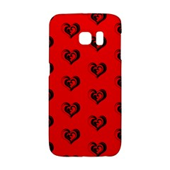 Lovely Hearts 17b Galaxy S6 Edge by MoreColorsinLife