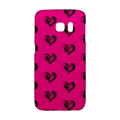 Lovely Hearts 17a Galaxy S6 Edge by MoreColorsinLife