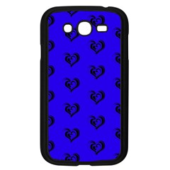 Lovely Hearts 17d Samsung Galaxy Grand Duos I9082 Case (black)