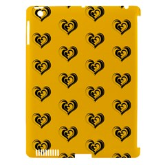 Lovely Hearts 17e Apple Ipad 3/4 Hardshell Case (compatible With Smart Cover) by MoreColorsinLife