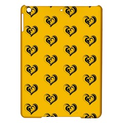 Lovely Hearts 17e Ipad Air Hardshell Cases by MoreColorsinLife