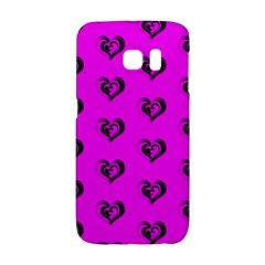 Lovely Hearts 17c Galaxy S6 Edge by MoreColorsinLife