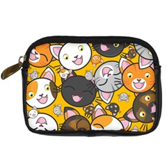 Cats Cute Kitty Kitties Kitten Digital Camera Cases