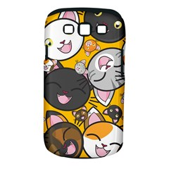 Cats Cute Kitty Kitties Kitten Samsung Galaxy S Iii Classic Hardshell Case (pc+silicone)