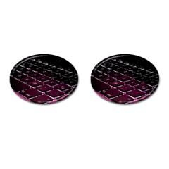 Computer Keyboard Cufflinks (oval) by BangZart